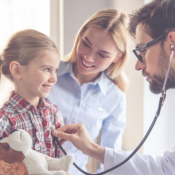 对抗婴儿痉挛引发的癫痫:因为爱女儿,所以更爱世界