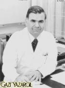 现代伟大的神经外科医生之一Gazi Yaşargil教授