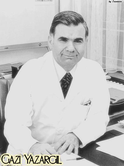 Gazi Yaşargil教授