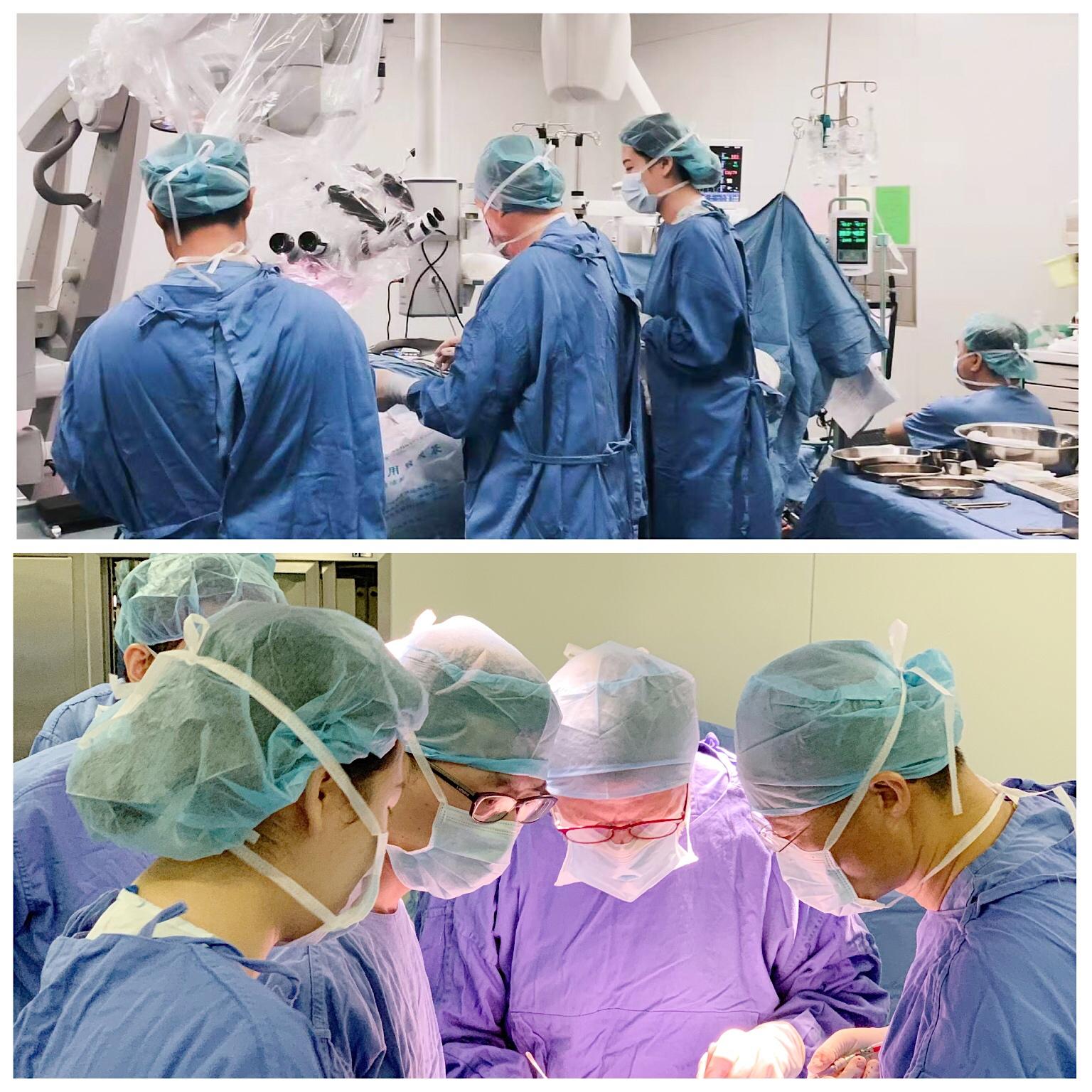 多次出血脑海绵状血管瘤手术