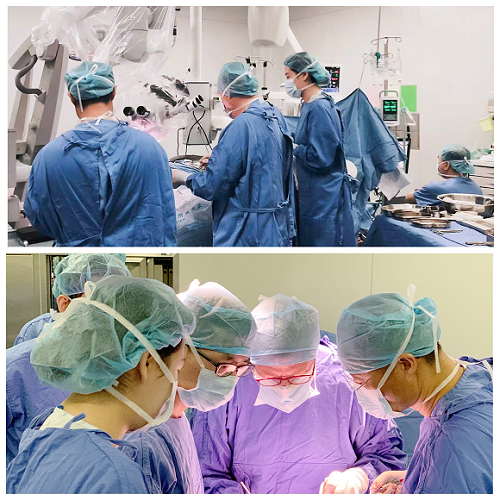 脑胶质瘤手术