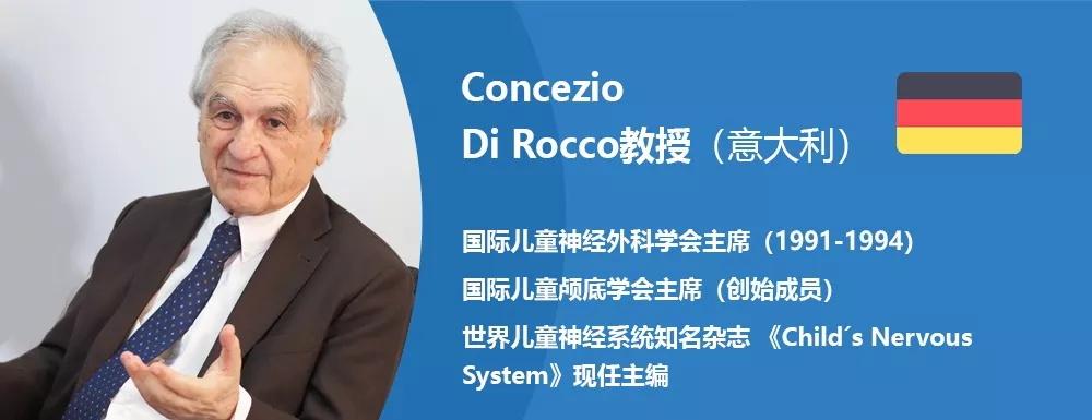 脑胶质瘤医生-意大利Concezio Di Rocco教授