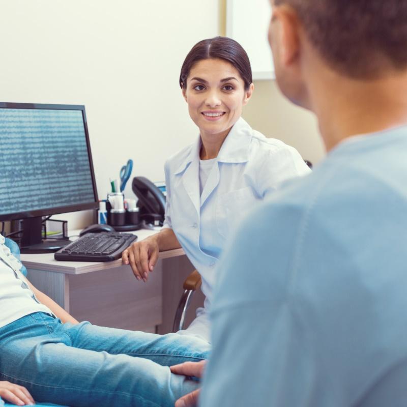 良性胶质瘤患者