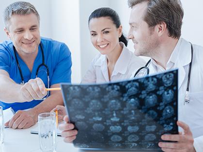 伽玛刀治疗脑膜瘤
