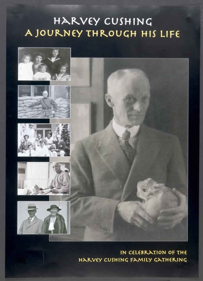 Harvey Cushing a journey through his life