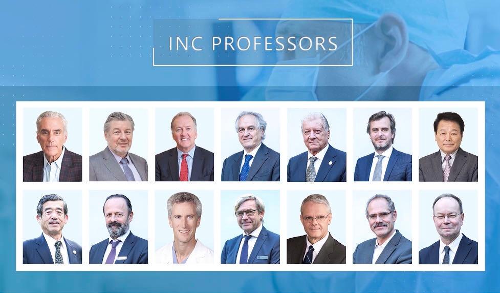 INC世界神经外科医生